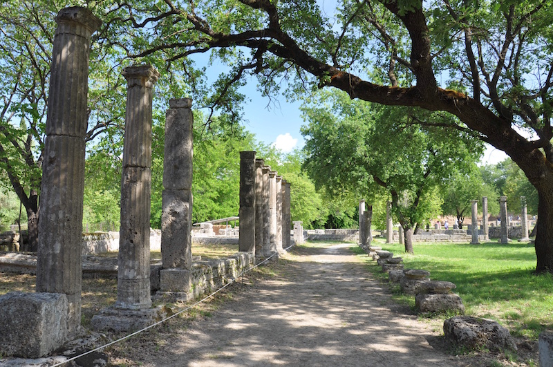 Tour Ancient Olympia Athens Transfers