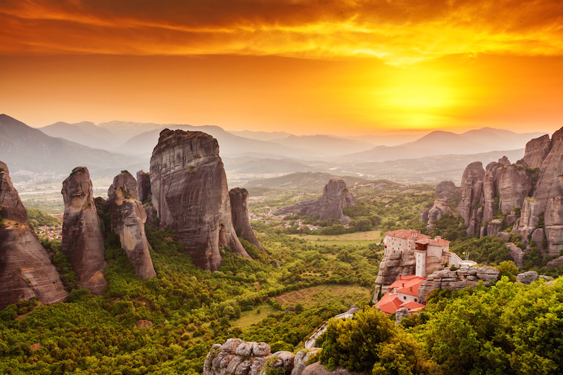 Tour Meteora by athnetransfers.com