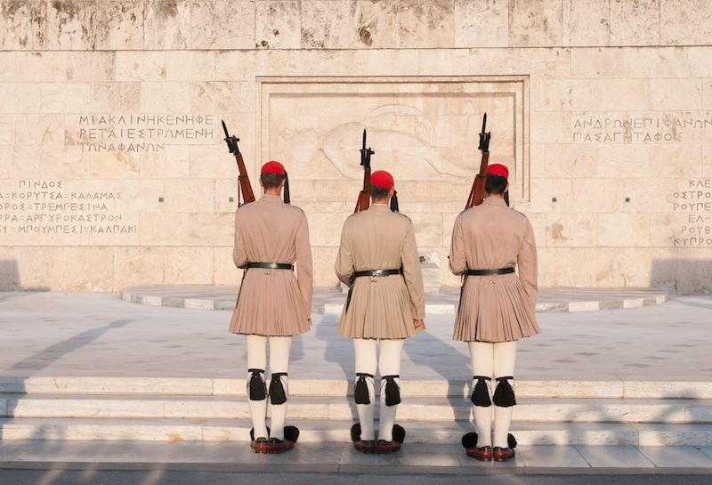 Athens Half-Day Tour by Athens Transfers